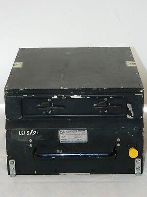 Ex RAF Tornado Video Cassette Recorder Unit From Aircraft No: ZE116 [3R10B]