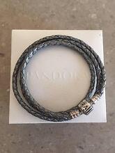 PANDORA Triple Leather Bracelet Prospect Prospect Area Preview