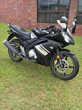 Yamaha yzfr15 registered Rwc great condition! 150cc Robina Gold Coast South Preview