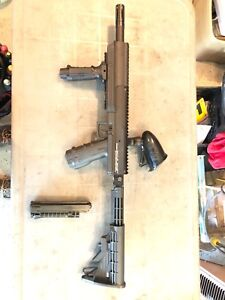 Tiberius Arms 9.1 paintball sniper marker
