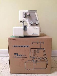 Janome Overlocker Warradale Marion Area Preview