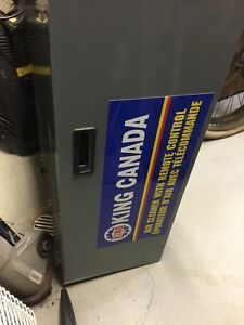 Air cleaner shop King brand