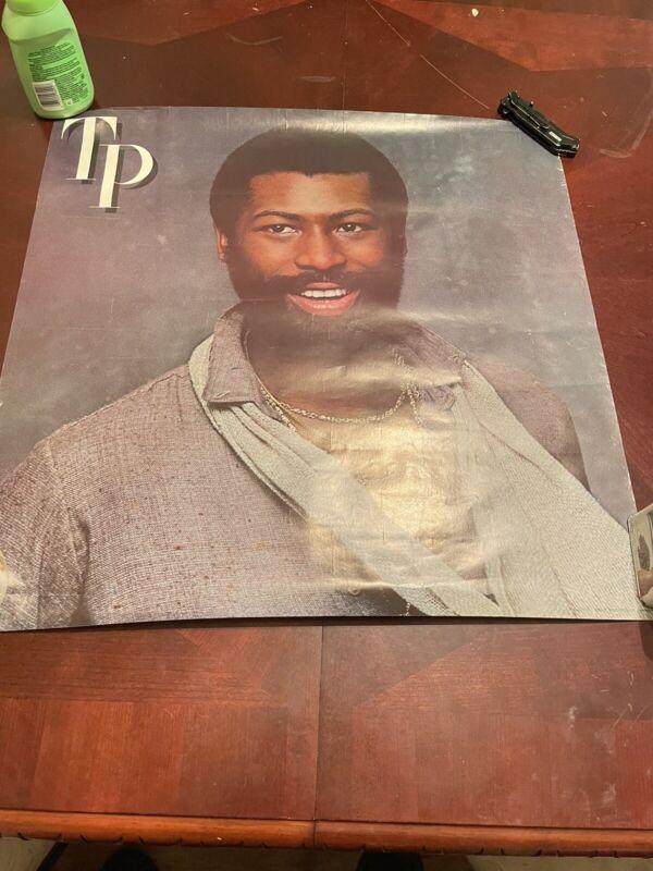 Vintage 1980 Teddy Pendergrass Poster