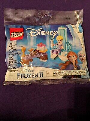Lego 30553 Disney Frozen 2 Elsa's Winter Throne