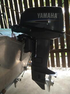 20hp short shaft yamaha Narangba Caboolture Area Preview