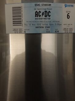 Ac/dc ticket Miami Gold Coast South Preview