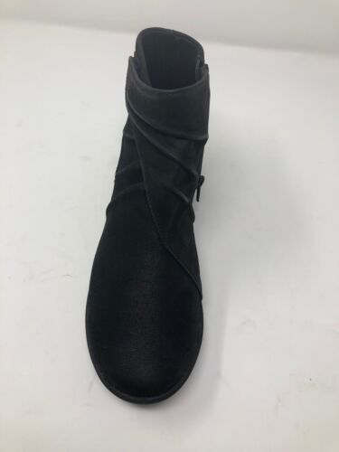 women s sillian sway black ankle bootie