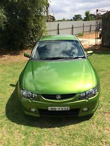 2003 Holden VY SS Ute Cammed 5.7 V8 Manual 6Speed HBD Optioned Barmera Berri Area Preview