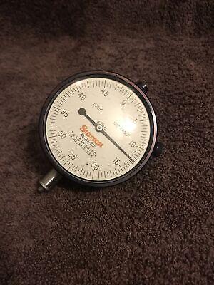 Starrett 655-231j Dial Indicator