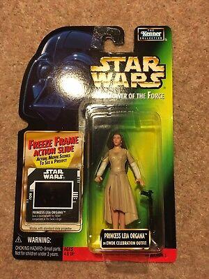Ewok Outfit (Star Wars POTF Freeze Frame - Princess Leia Organa in Ewok Celebration Outfit)