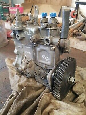 Fuel Injector Injection Pump For Massey Ferguson 210 Compact Tractor