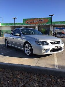 FORD 2007 BF MKII XR6 UTE Deer Park Brimbank Area Preview