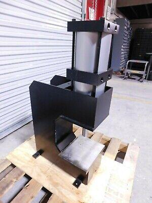 Bimba Pneumatic Air Arbor Press 10 X 8 Table 1-14 Ram