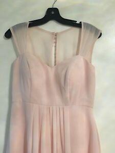 Petal Pink Bill Levkoff Dress