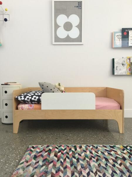 OEUF Perch Toddler Bed Albury Area Image 2 1 Of 7