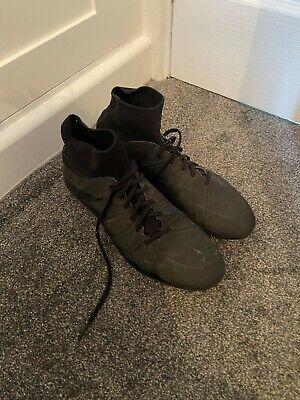 Nike Hypervenom Phantom II Blackout Football Boots (Size UK9)