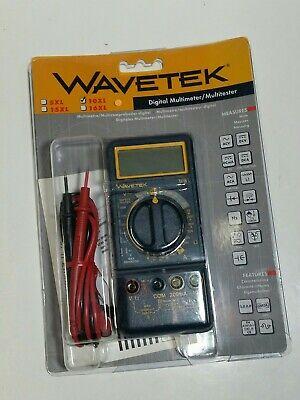Wavetek Digital Multimeter 10xl Brand New