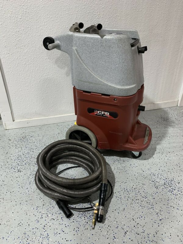 CFR Pro 500 Professional Commercial Grade Carpet Extractor Flat Rate Freight