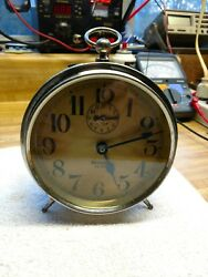 Antique Westclox Big Ben Peg Leg Style 1a Alarm Clock-Circa 1929-Running!!
