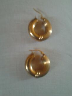 gold earrings Toronto Lake Macquarie Area Preview