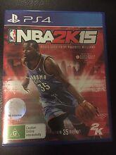 NBA 2k15 PlayStation 4 game Penrith Penrith Area Preview