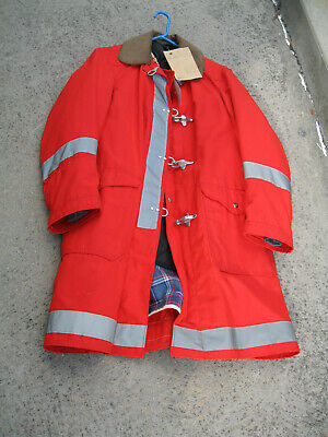 Globe Firefighter Turnout Bunker Jacket Fire Rescue -size 38 X 40l Unused