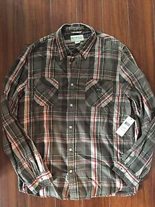 Mens Ralph Lauren button up shirt