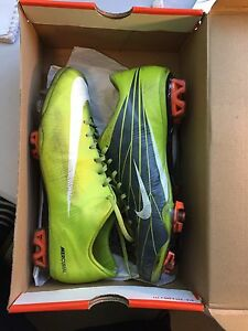 Nike Mercurial Soccer Shoes. Originals.