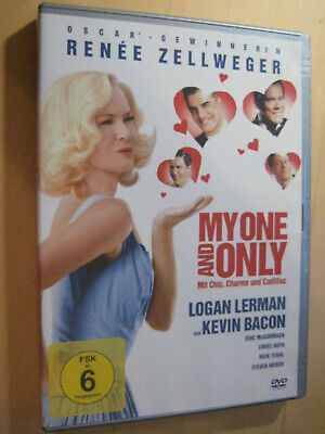 My One and Only Mit Chic, Charme & Cadillac 2010 DVD Renee Zellweger Topzustand