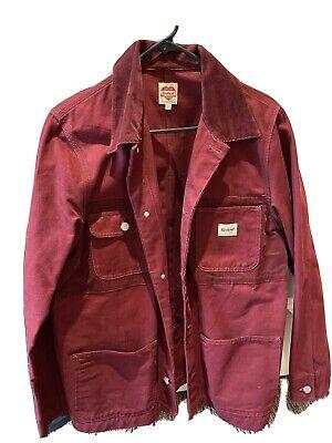 Vintage Carhartt WIP Blanket Lined Work Chore Jacket Size L Ret Coat Heritage