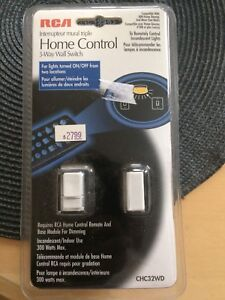 RCA Home Control Switch