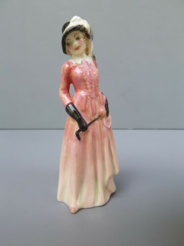"Royal Doulton Miniature 4"" Lady Figurines Maureen M84"