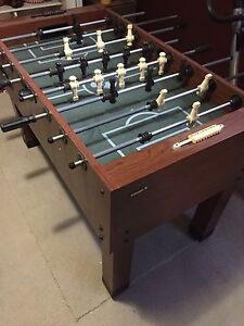 Fussball (table soccer) table