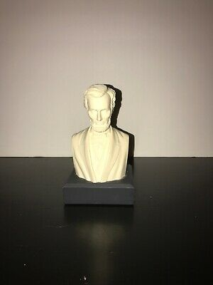 Abraham Lincoln Design Masters bust statue detailed replica figure DMA 2001 for sale  Shipping to Canada