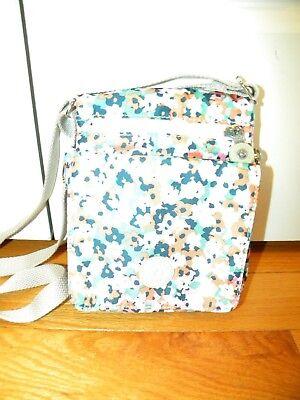 Kipling El Dorado Small Crossbody Bag Alvar Meadow Floral ~XLNT!