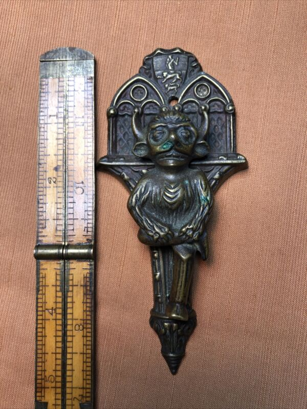 Brass Antique Doorknocker