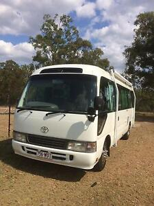 Toyota Coaster 2005 Childers Bundaberg Surrounds Preview