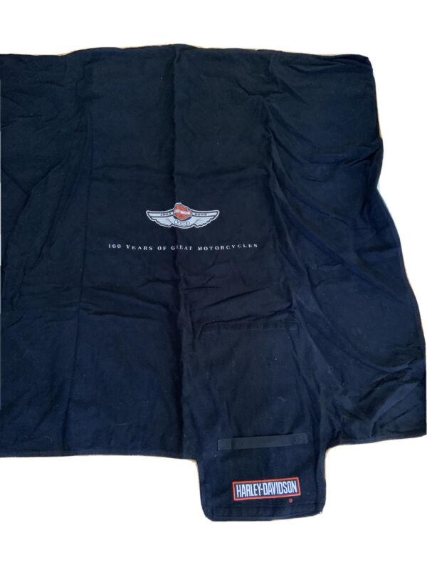 Harley Davidson 100 Year Anniversary Blanket/Beach Towel