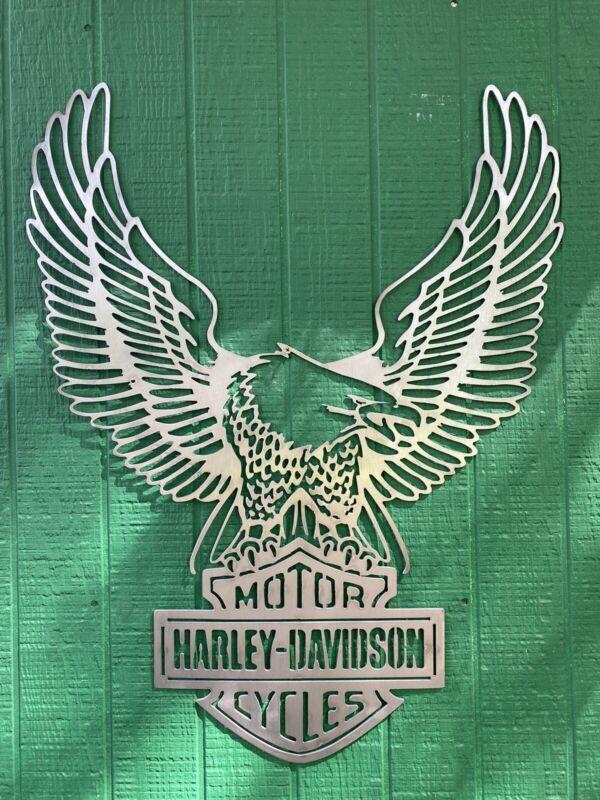 Harley-Davidson Metal Wall Art