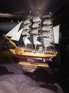 HMS VICTORY Sail boat modal