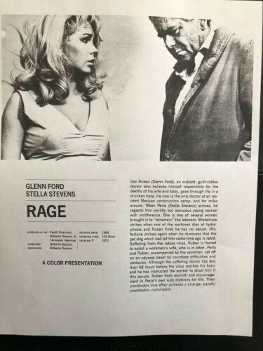 1966 MOVIE PRESS KIT