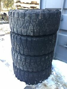 Nitto Mud Grapplers 35x12.50R20
