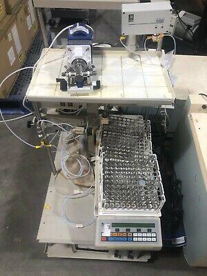Isco Sg 100 Combi Flash System With Foxy 200 Ua-6 Fmi Lab Pump Optical Unit
