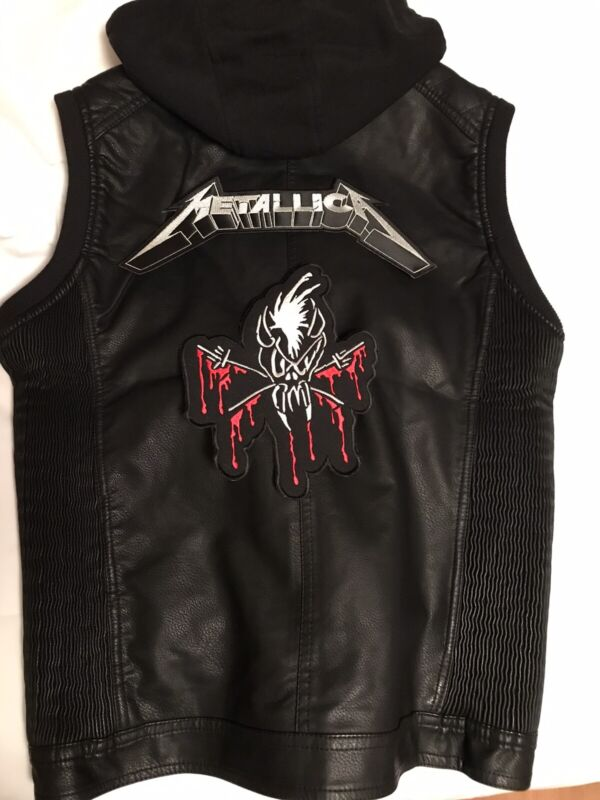 Metallica Vest Lg for men