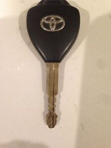 Toyota car key found Inglewood Stirling Area Preview
