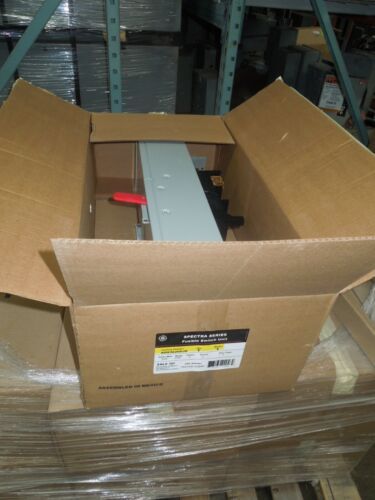 Ge Ads36200jd 200/200a 3ph 600v Twin Fusible Switch Unit J Class Fusing Surplus