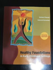 Healthy Foundations in Early Childhood Settings (4th edition)