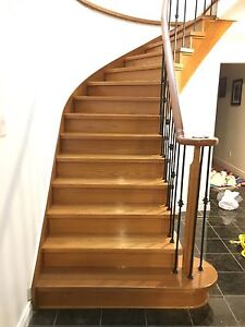 Classic stairs 416-457-4624 Stratford Kitchener Area image 4