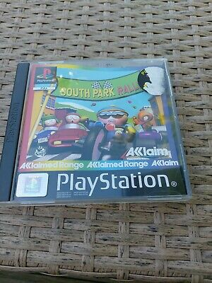 South Park: Rally (Sony PlayStation 1 PS1) boxed
