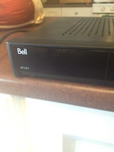 Bell Satellite Receiver